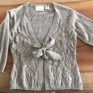 Guinevere Wool Sweater from Anthropologie